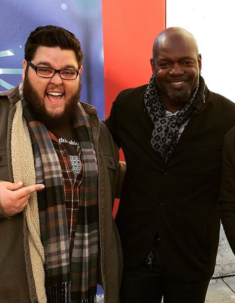Emmit Smith Takes on CSI: CYBER