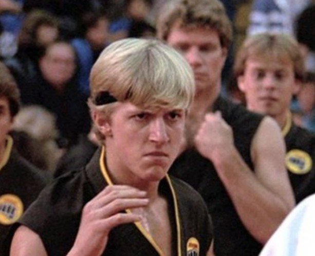 Karate Kid Bully is Now Anti Bullying