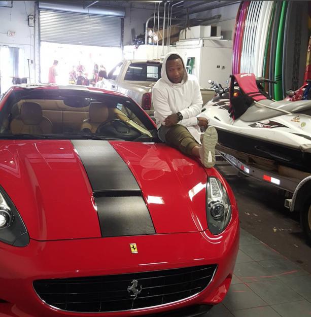 Lebron James Bought His Babysitter A Ferrari Terez Owens 1 Sports Gossip Blog In The World