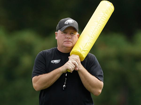 Chip Kelly Gets Called a Dictator
