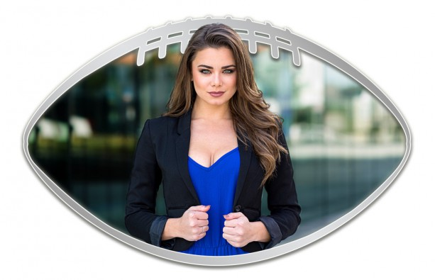 Meet Sports Television's HOTTEST Sideline Reporter