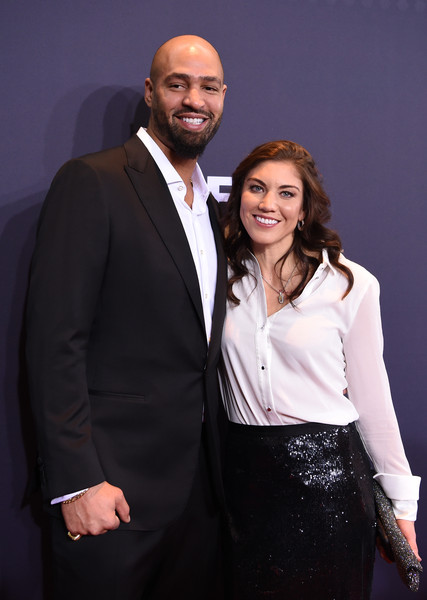 Hope Solo Attends a Gala with Ex-NFL Husband