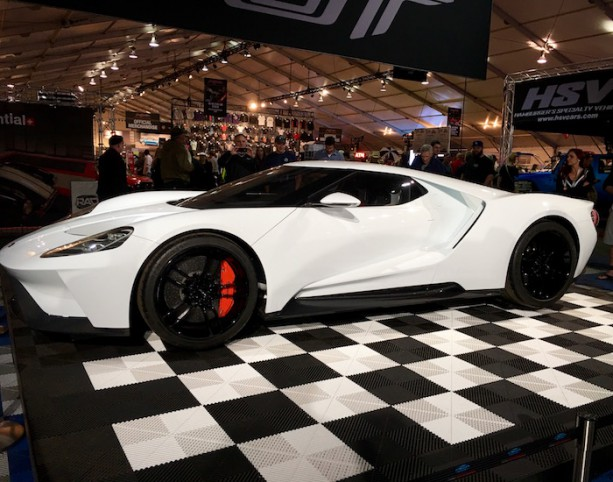 Cool Cars From Barrett Jackson Car Auction In Scottsdale Terez - Car auction show