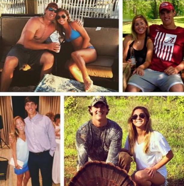 Check out Jake Coker's Girlfriend