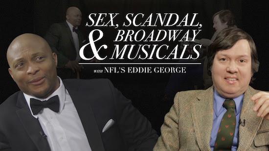 Sex, Scandal, & Broadway Musicals w/ Eddie George
