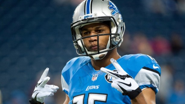 Golden Tate Making Engagements Happen