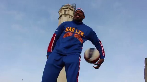 Globetrotters Take Over Alcatraz
