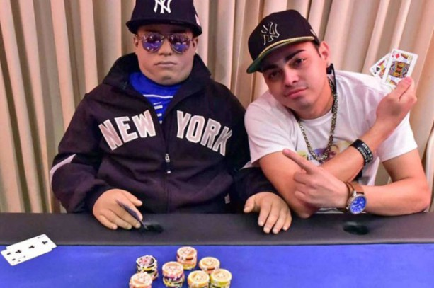 Dead Poker Player Plays One Last Hand