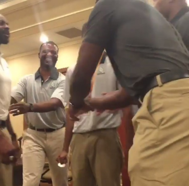 Jerry Rice and Michael Irvin Battle Over Coin Flip