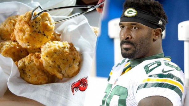 James Jones Proposed to Wife with a Red Lobster Biscuit Basket
