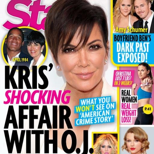 Kris Jenner Did the Nasty with OJ
