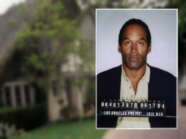 Knife recovered at OJ Simpson's old property