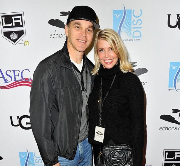 Stars Come Out To Support Luc Robitaille!