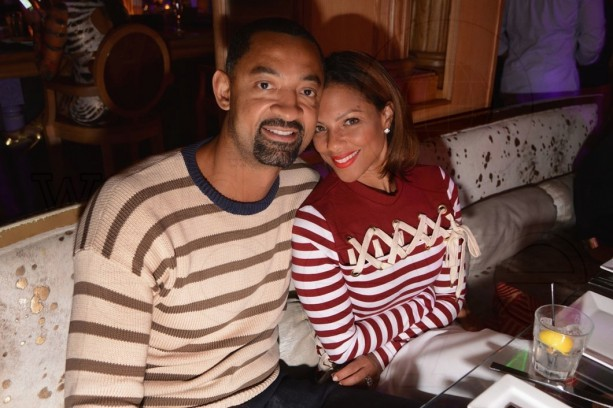 Juwan Howard, NBA wives and more at The Forge in Miami