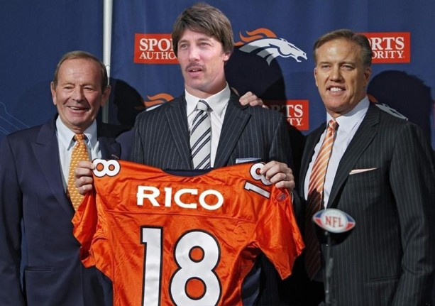 Uncle Rico Competing with Mark Sanchez