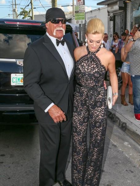 How Hulk Hogan Dresses For a Black Tie Event