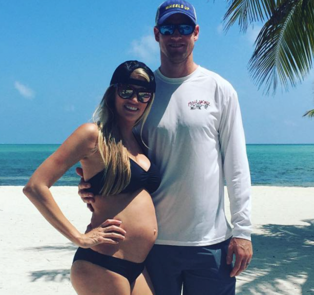 Ryan Tannehill & Wife Show Baby Bump On The Gram