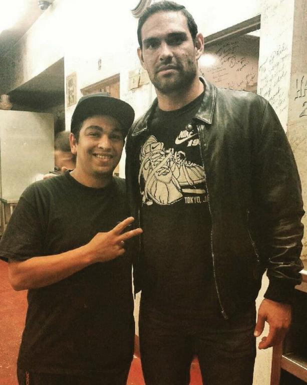 Mark Sanchez Fan Friendly In San Diego