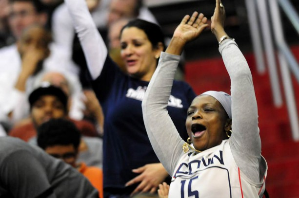 Kemba Walker's Mom is an F-Bomb Dropping Machine