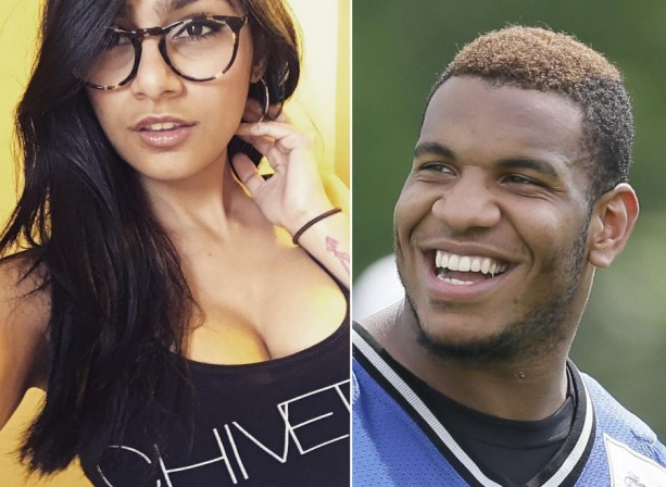 Detroit Lions Tight End Hits up Porn Star