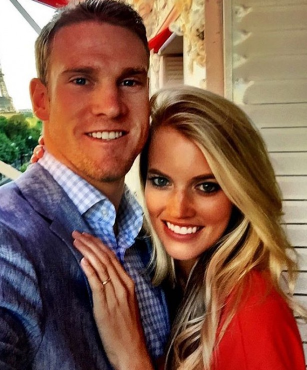 Check out Ryan and Lauren Tannehill's New Digs