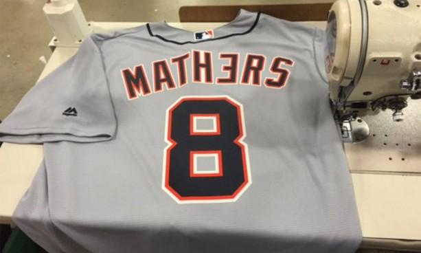 Eminem Detroit Tigers jersey For Sale