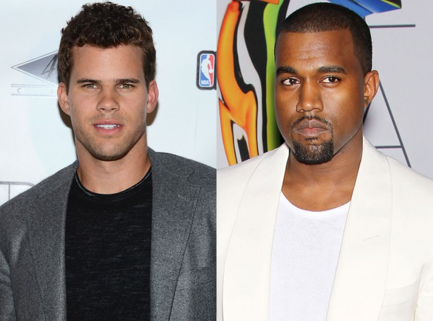 Kanye Bought His First Phone Because of Kris Humphries