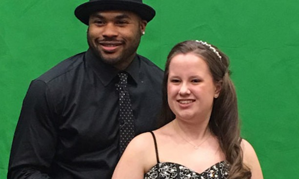 Steve Smith Went to Prom