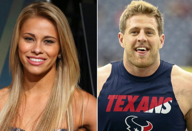 JJ Watt Dating Paige VanZant?