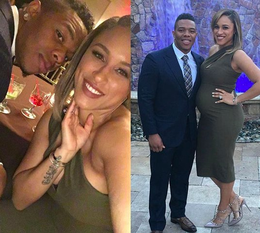 Ray Rice and Wife Having Another Child