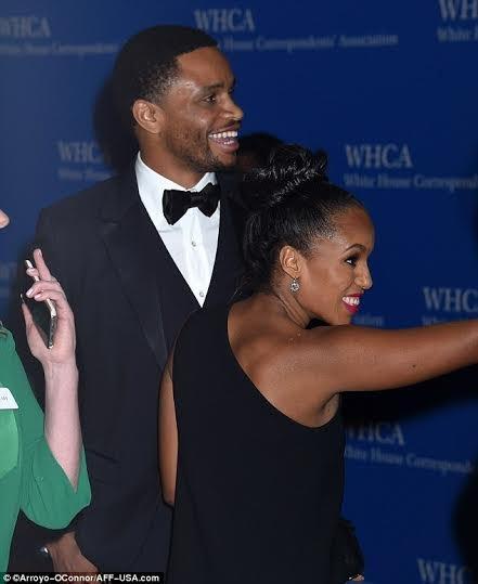 Kerry Washington is Pregnant With Nnamdi Asomugha Baby AGAIN