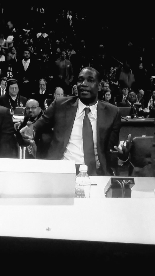 Dikembe Mutombo Started a Lottery Controversy