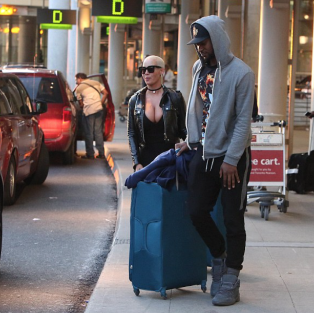 Terrence Ross Still Playing Captain With Amber Rose