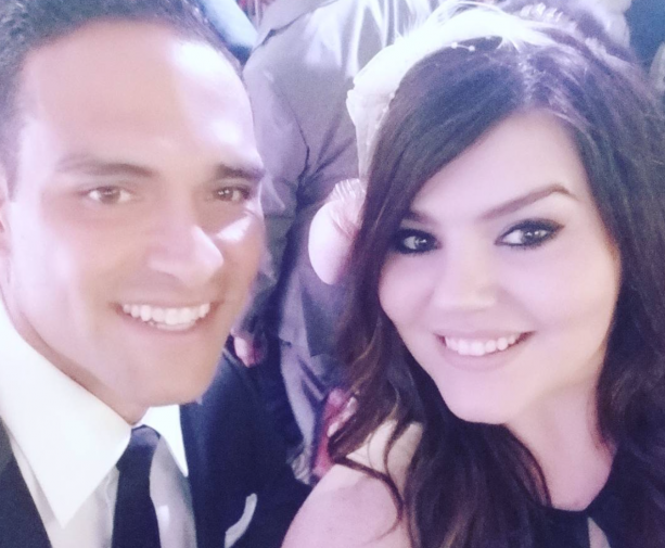 Mark Sanchez Lady Friendly At Kentucky Derby Party