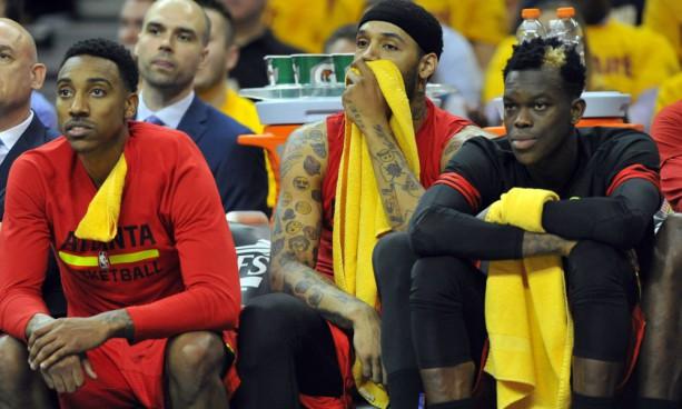 Atlanta Hawks Twitter Feed Lost Its Mind Last Night