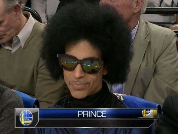 Guess Who Was Prince's Favorite NBA Player?