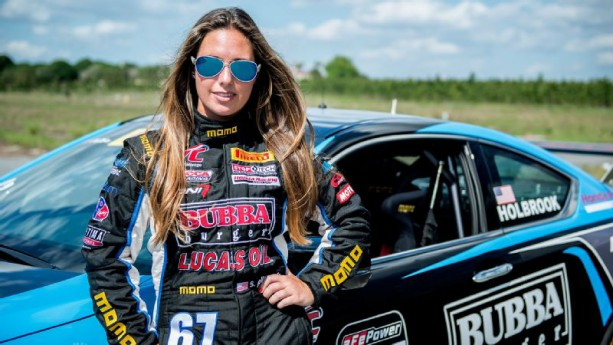 Is This the Next Danica Patrick?