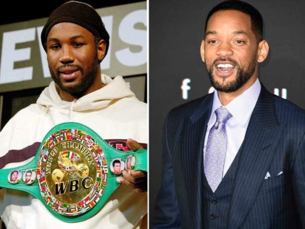Will Smith and Lennox Lewis Pallbearers at GOAT's Funeral