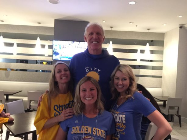 9 out of 10 Blondes Love Bill Walton