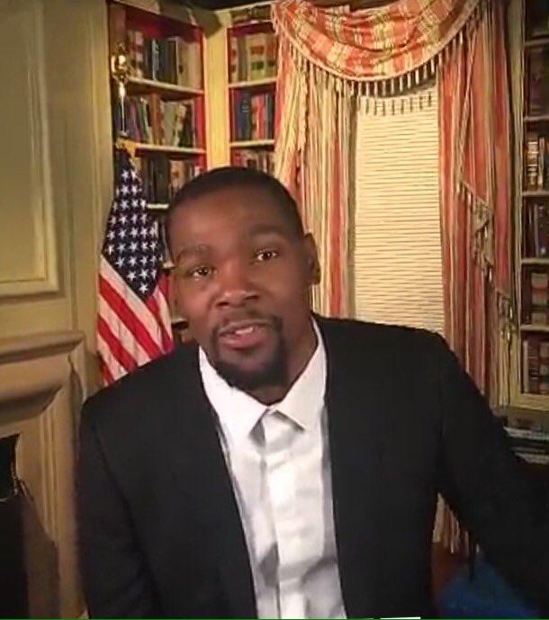 I'm gonna run for president T...