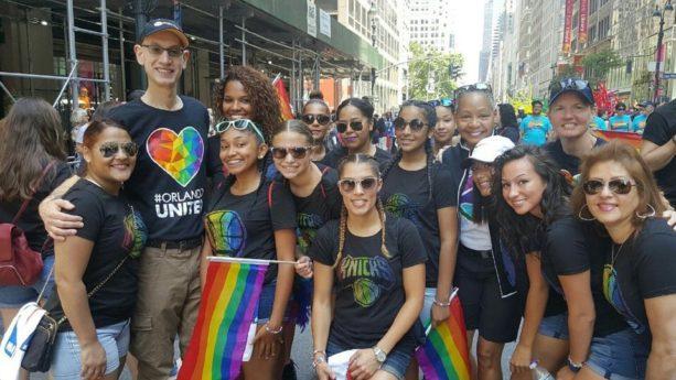 NBA Pride T...