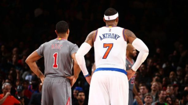 It's the Knicks way T..