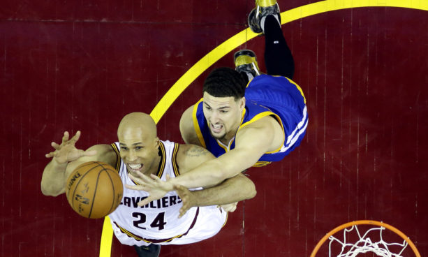 Richard Jefferson Questions Klay Thompson's Definition of a Man