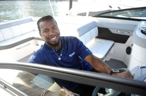 Josh Norman Discovers Boating