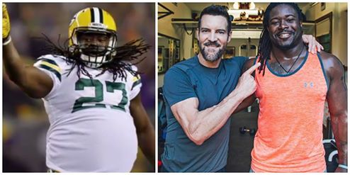 How Eddie Lacy Lost All That Weight