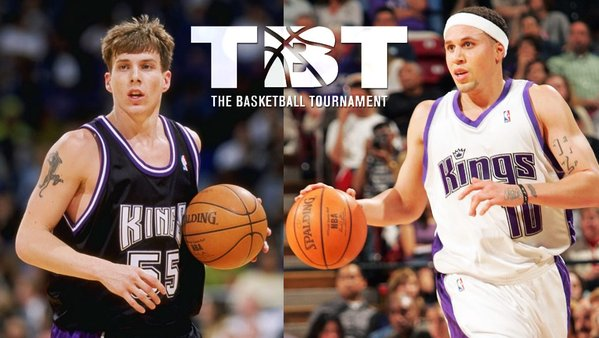 Jason Williams & Mike Bibby Teaming Up To Compete for $2 Million