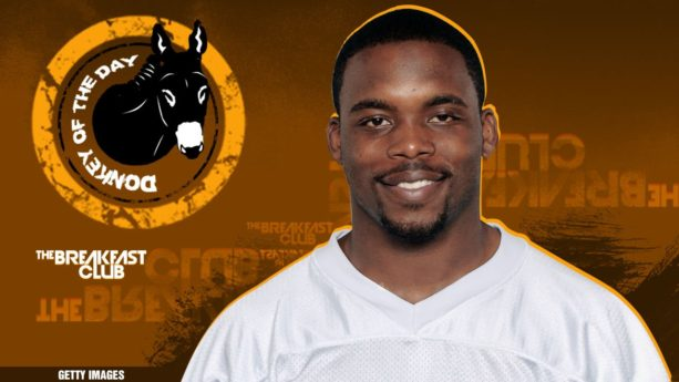 Marcus Vick Gets Donkey of the Day