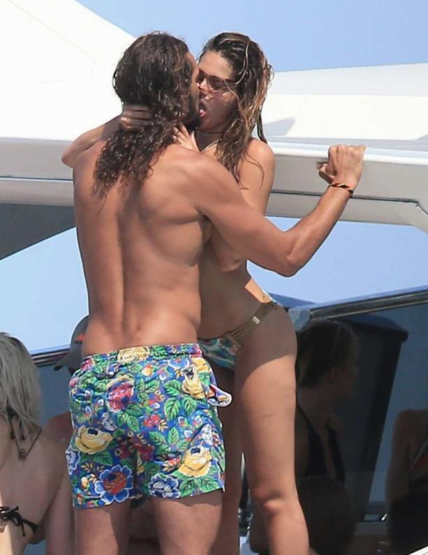 Joakim Noah Boats & Hoes In Ibiza