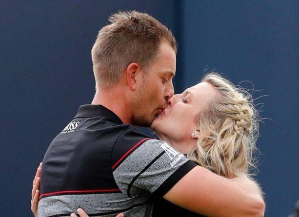 Henrik Stenson's Wife is WAGGY?