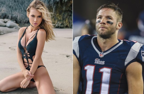 Check out the Hot Model Claiming Julian Edelman Knocked Her Up